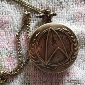 Pocket Watch-  Star Trek